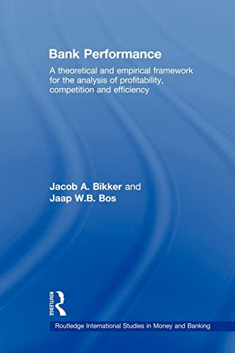 Bank Performance: Bikker, Jacob; Bos,