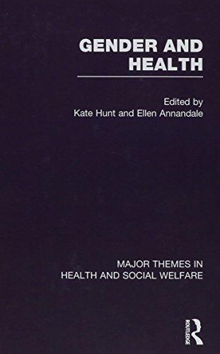 Gender and Health (Hardback)
