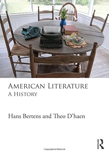 9780415569972: American Literature: A History