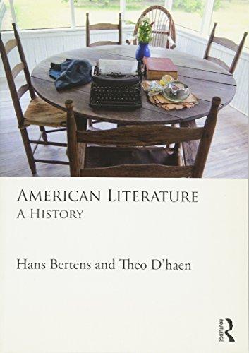 9780415569989: American Literature: A History