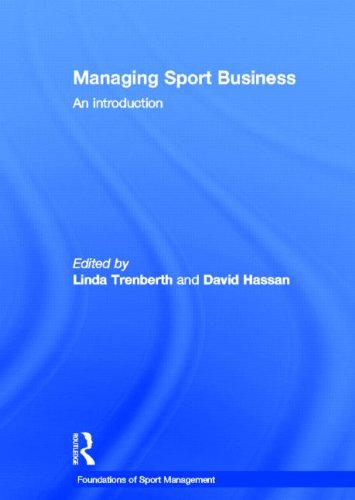 9780415570282: Managing Sport Business: An Introduction (Foundations of Sport Management)
