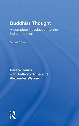9780415571784: Buddhist Thought: A Complete Introduction to the Indian Tradition