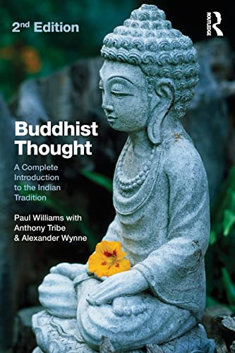 9780415571791: Buddhist Thought: A Complete Introduction to the Indian Tradition