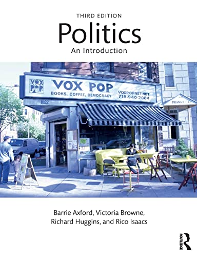 9780415571906: Politics: An Introduction - AbeBooks - Barrie