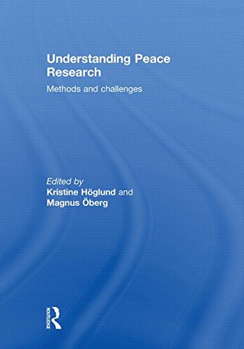9780415571975: Understanding Peace Research: Methods and Challenges