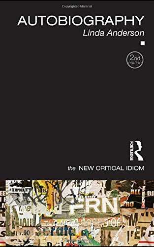 9780415572132: Autobiography (The New Critical Idiom)