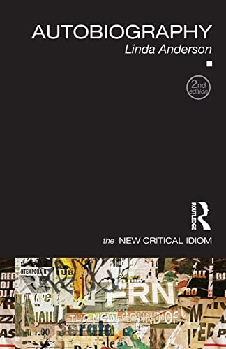 9780415572149: Autobiography (The New Critical Idiom)