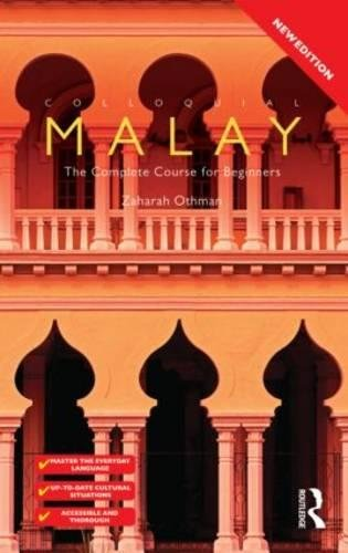 9780415572507: Colloquial Malay: The Complete Course for Beginners (The Colloquial Series)