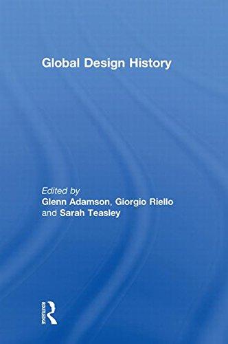9780415572859: Global Design History