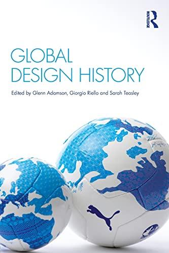 9780415572873: Global Design History