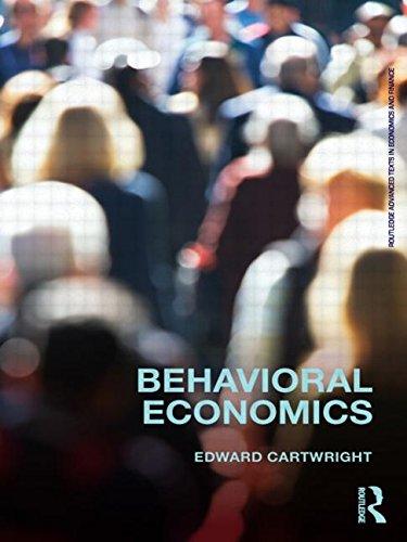 9780415573122: Behavioral Economics (Routledge Advanced Texts in Economics and Finance)