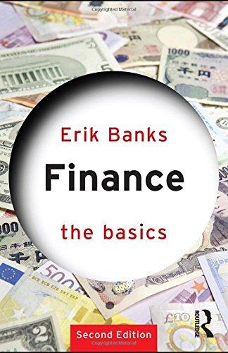 9780415573351: Finance: The Basics