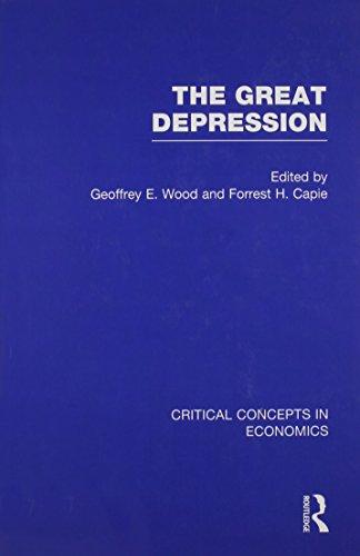 9780415573511: The Great Depression (5 Volume Set) (Critical Concepts in Economics)