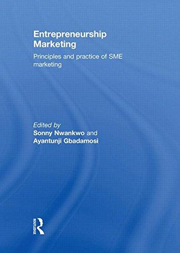 9780415573757: Entrepreneurship Marketing: Principles and Practice of SME Marketing