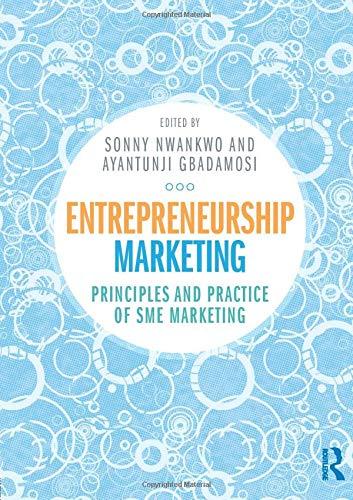 9780415573764: Entrepreneurship Marketing
