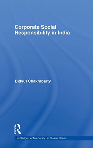 9780415575034: Corporate Social Responsibility in India (Routledge Contemporary South Asia Series)