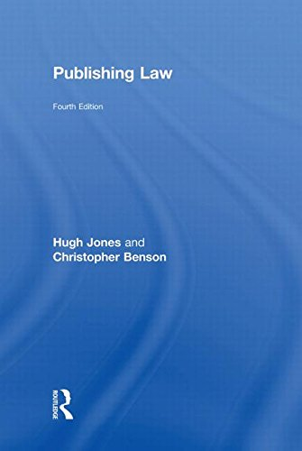 9780415575133: Publishing Law