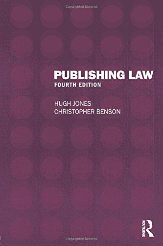 9780415575171: Publishing Law