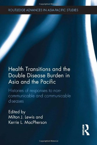 9780415575430: Health Transitions and the Double Disease Burden in Asia and the Pacific: Histories of Responses to Non-Communicable and Communicable Diseases (Routledge Advances in Asia-Pacific Studies)