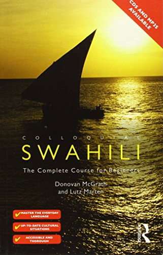 9780415575447: Colloquial Swahili: The Complete Course for Beginners (Colloquial Series)