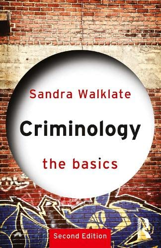 9780415575546: Criminology: The Basics (Volume 2)