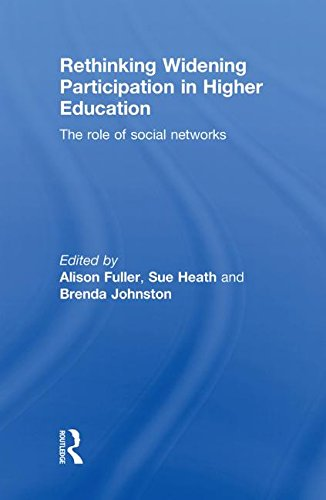 9780415575638: Rethinking Widening Participation in Higher Education: The Role of Social Networks