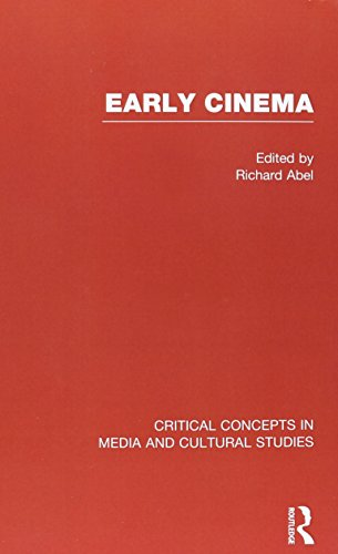 9780415576086: Early Cinema (Critical Concepts in Media and Cultural Studies)