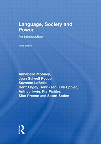 9780415576581: Language, Society and Power: An Introduction