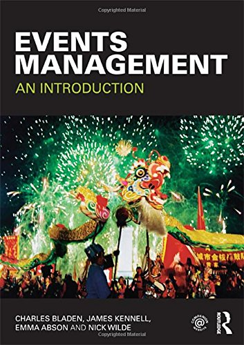 9780415577427: Events Management: An Introduction
