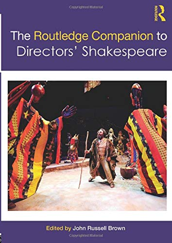 9780415577670: The Routledge Companion to Directors' Shakespeare (Routledge Companions (Paperback))