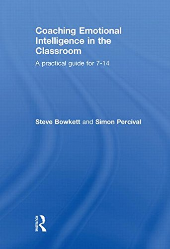 9780415577793: Coaching Emotional Intelligence in the Classroom: A Practical Guide for 7-14