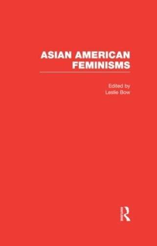 Asian American Feminisms (Hardback)