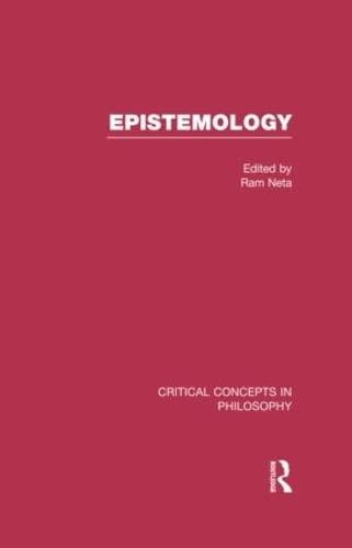 Epistemology (Hardback)
