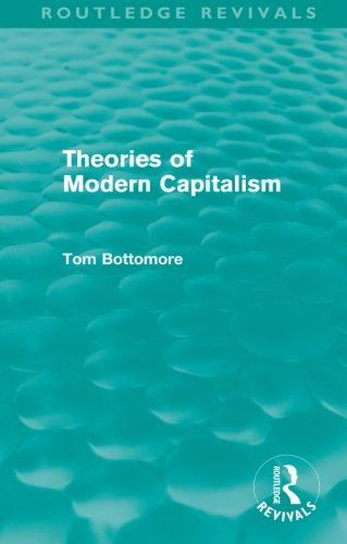 9780415579353: Theories of Modern Capitalism (Routledge Revivals)