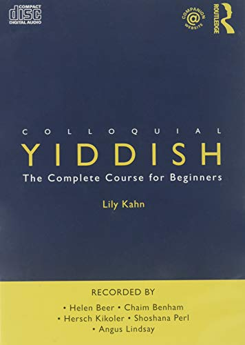 Colloquial Yiddish: Kahn, Lily