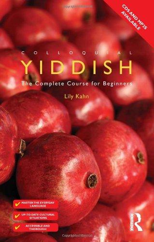 9780415580229: Colloquial Yiddish