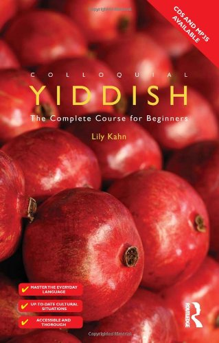 9780415580229: Colloquial Yiddish (Colloquial Series)