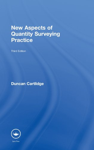 9780415580427: New Aspects of Quantity Surveying Practice