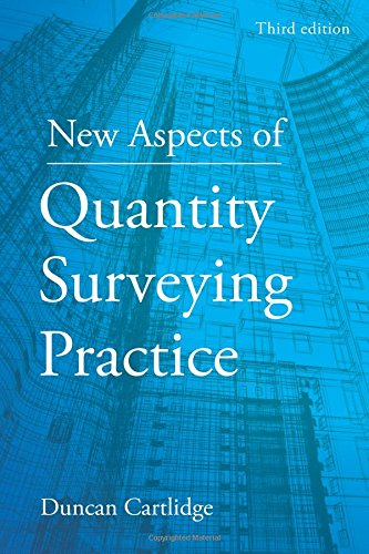 9780415580434: New Aspects of Quantity Surveying Practice