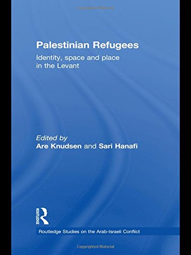 9780415580465: Palestinian Refugees: Identity, Space and Place in the Levant (Routledge Studies on the Arab-Israeli Conflict)