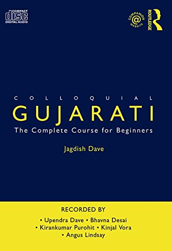 9780415580656: Colloquial Gujarati: The Complete Course for Beginners (Colloquial Series (CD))