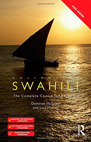 9780415580687: Colloquial Swahili: The Complete Course for Beginners (Colloquial Series)