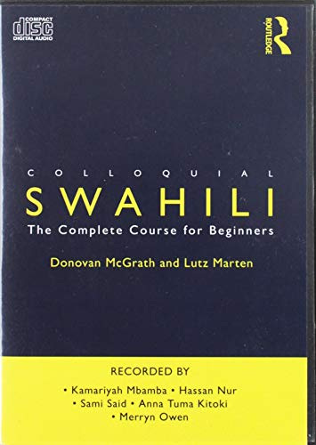 9780415580700: Colloquial Swahili: The Complete Course for Beginners (Colloquial Series)