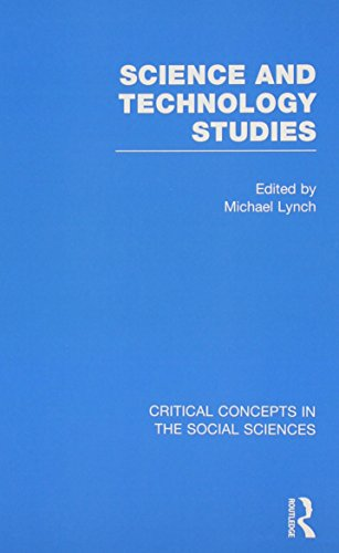 9780415581820: Science and Technology Studies (Critical Concepts in the Social Sciences)