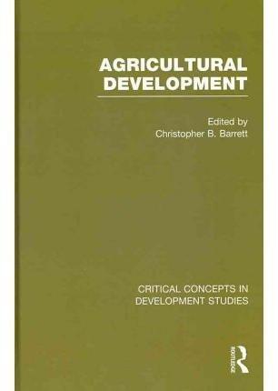 Agricultural Development (Hardback)