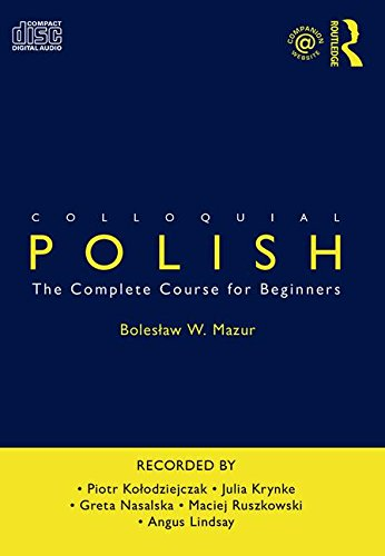 9780415581998: Colloquial Polish: The Complete Course for Beginners (Colloquial Series (CD))