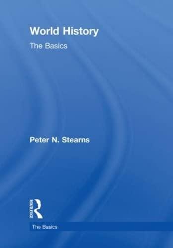 9780415582742: World History: The Basics