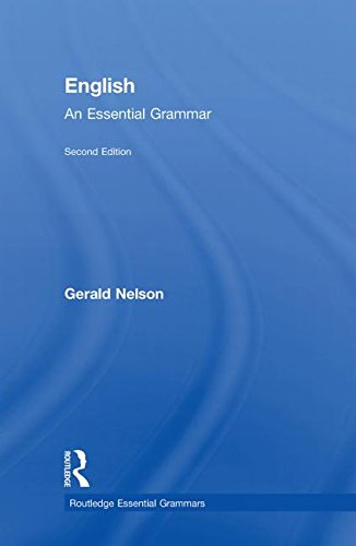 9780415582957: English: An Essential Grammar