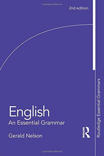 9780415582964: English: An Essential Grammar