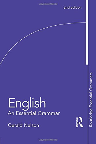 9780415582964: English: An Essential Grammar
